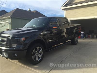 2013 Ford F-150 lease in Kansas City ,KS - Swapalease.com