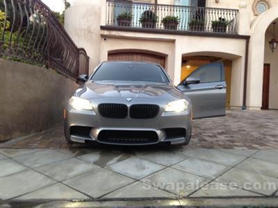 2013 BMW M5 lease in Dana point,CA - Swapalease.com