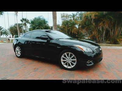 2012 Infiniti G37 Coupe lease in Tampa,FL - Swapalease.com