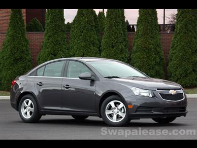 2013 Chevrolet Cruze lease in Uhrichsville,OH - Swapalease.com