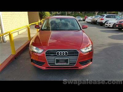 2013 Audi A4 lease in Chatsworth,CA - Swapalease.com