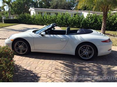 2014 Porsche 911 lease in Aventura,FL - Swapalease.com