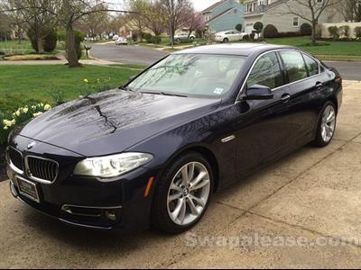 2014 BMW 5 Series lease in Cherry Hill,NJ - Swapalease.com
