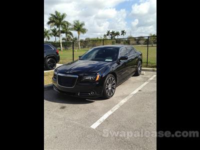 2013 Chrysler 300 lease in davie,FL - Swapalease.com