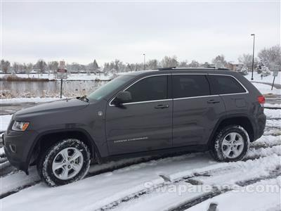 2014 Jeep Grand Cherokee lease in Denver,CO - Swapalease.com