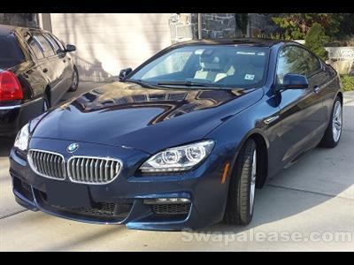 2014 BMW 6 Series lease in Bellmawr,NJ - Swapalease.com