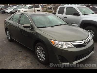 2013 Toyota Camry lease in Canton,MI - Swapalease.com