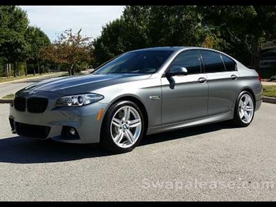 2014 BMW 5 Series lease in Fayetteville,AR - Swapalease.com