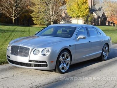 2016 Bentley Continental Flying Spur lease in New York,NY - Swapalease.com