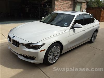 2012 BMW 3 Series lease in Frisco,TX - Swapalease.com