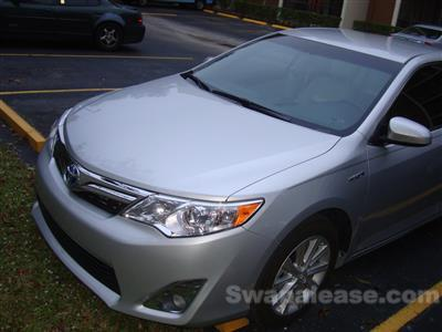 2014 Toyota Camry Hybrid lease in miami,FL - Swapalease.com