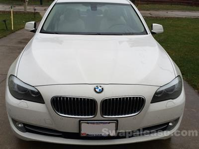 2013 BMW 5 Series lease in Mayfield Heights,OH - Swapalease.com