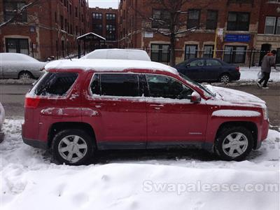 2013 GMC Terrain lease in Chicago,IL - Swapalease.com