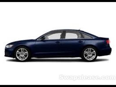 2014 Audi A6 lease in Morristown,NJ - Swapalease.com