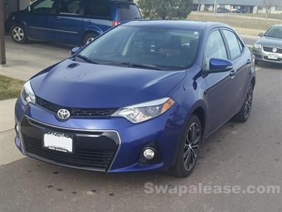 2014 Toyota Corolla lease in Killeen,TX - Swapalease.com