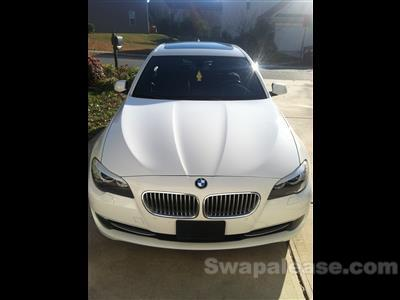 2013 BMW 5 Series lease in Concord,NC - Swapalease.com