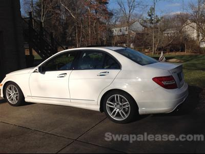 2013 Mercedes-Benz C-Class lease in Pittsburgh,PA - Swapalease.com