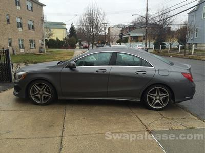 2014 Mercedes-Benz CLA-Class lease in new York,NY - Swapalease.com