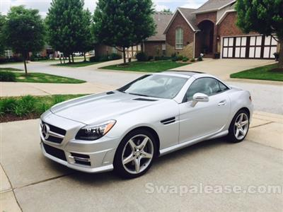 2014 Mercedes-Benz SLK-Class lease in Rogers,AR - Swapalease.com