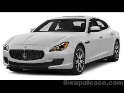 2014 Maserati Quattroporte lease in Norwood,NJ - Swapalease.com