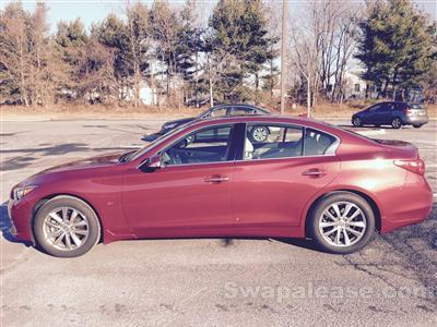 2014 Infiniti Q50 lease in Toms River,NJ - Swapalease.com