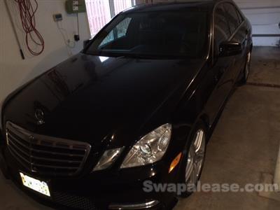 2013 Mercedes-Benz E-Class lease in Omaha,NE - Swapalease.com