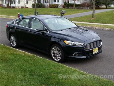 2014 Ford Fusion lease in Branchburg,NJ - Swapalease.com