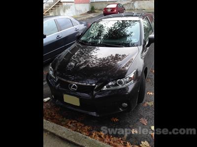 2013 Lexus CT 200h lease in lakewood,NJ - Swapalease.com