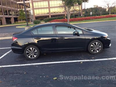 2013 Honda Civic lease in Columbus,OH - Swapalease.com