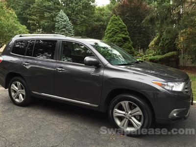 2013 Toyota Highlander lease in Port Chester,NY - Swapalease.com