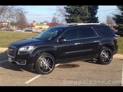 2013 GMC Acadia lease in Lansing,MI - Swapalease.com