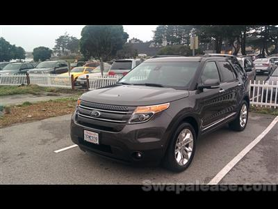 2014 Ford Explorer lease in San Mateo,CA - Swapalease.com