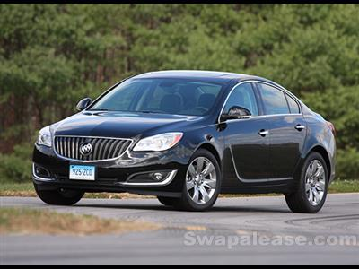2014 Buick Regal lease in Boston,MA - Swapalease.com