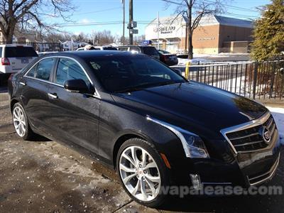 2014 Cadillac ATS lease in st clair shores,MI - Swapalease.com