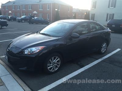 2013 Mazda MAZDA3 lease in Arlington,VA - Swapalease.com