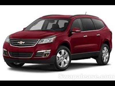 2013 Chevrolet Traverse lease in Galena,IL - Swapalease.com