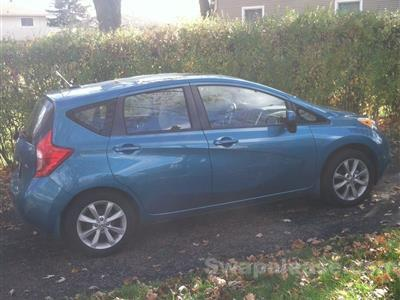 2014 Nissan Versa Note lease in Columbus,OH - Swapalease.com