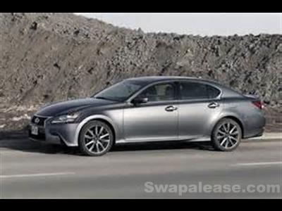 2014 Lexus GS 350 F Sport lease in Van Nuys,CA - Swapalease.com