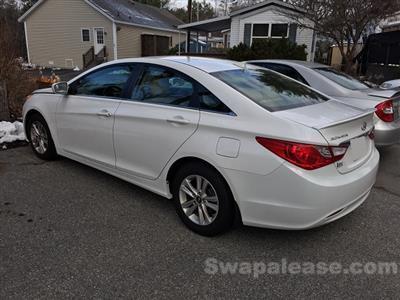 2013 Hyundai Sonata lease in Mahwah,NJ - Swapalease.com