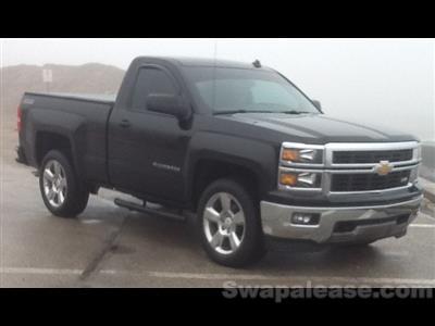 2014 Chevrolet Silverado 1500 lease in Muskegon,MI - Swapalease.com