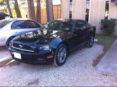 2014 Ford Mustang lease in Houston,TX - Swapalease.com