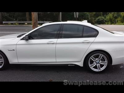 2013 BMW 5 Series lease in Glen Mills,PA - Swapalease.com