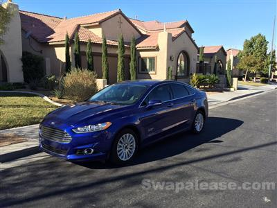 2014 Ford Fusion Energi lease in Henderson,NV - Swapalease.com
