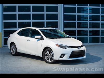 2014 Toyota Corolla lease in Tampa,FL - Swapalease.com