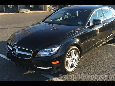 2014 Mercedes-Benz CLS-Class lease in Clarksburg,NJ - Swapalease.com
