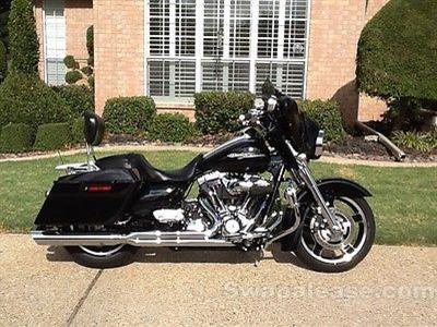 2012 Harley-Davidson FLHX lease in farmers branch,TX - Swapalease.com