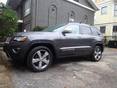 2014 Jeep Grand Cherokee lease in Houston,TX - Swapalease.com