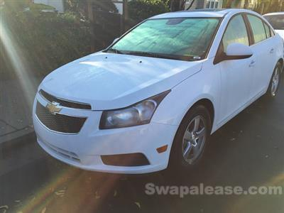 2014 Chevrolet Cruze lease in Brooklyn,NY - Swapalease.com