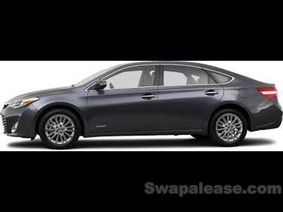 2014 Toyota Avalon lease in Richmond,VA - Swapalease.com