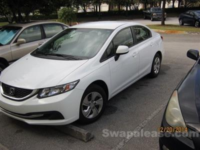 2013 Honda Civic lease in Del Rey Beach,FL - Swapalease.com